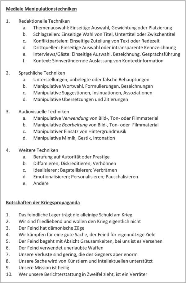 Das Untersuchungsmodell