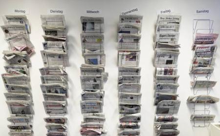 Zeitungen Schweiz