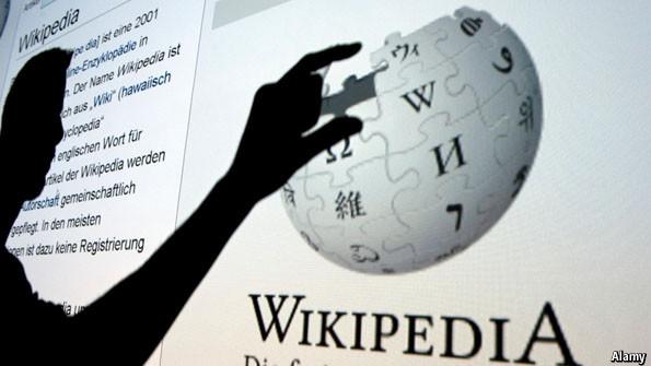Wikipedia-Manipulation
