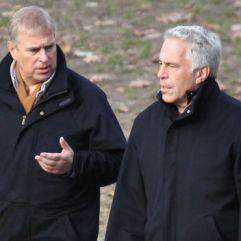 Jeffrey Epstein mit Prinz Andrew