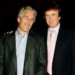 Jeffrey Epstein und Donald Trump (1997)
