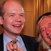 Savile und William Hague