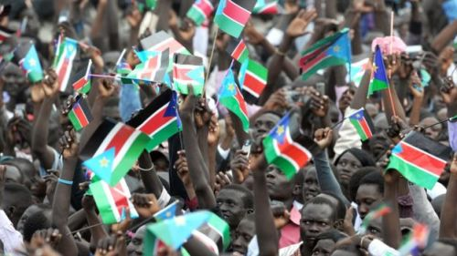 South Sudan 2011