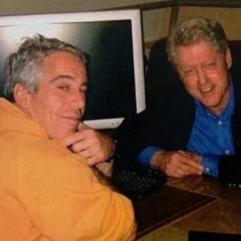 Jeffrey Epstein und Bill Clinton