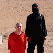 An ISIS executioner (2014)