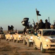 ISIS Toyota Trucks (2015)